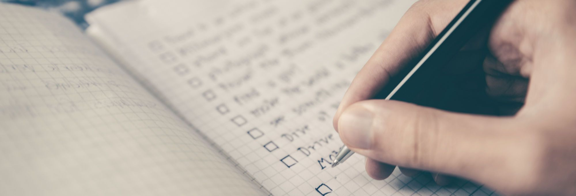 Symbolbild: Checkliste