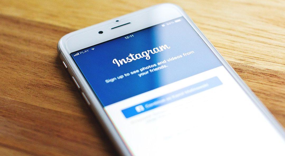 Impressum und Datenschutzerklärung auf Instagram