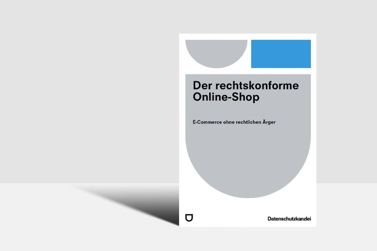 eBook Der rechtskonforme Online-Shop